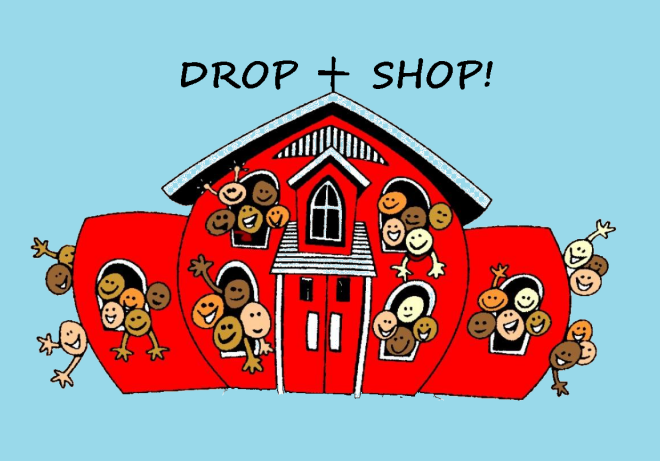 Christmas Drop and Shop - Free Babysitting!