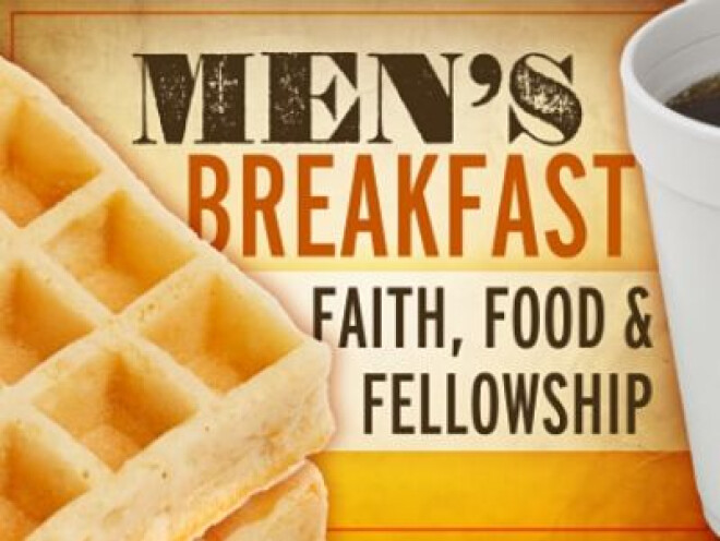 Men's Monthly Fellowship Breakfast