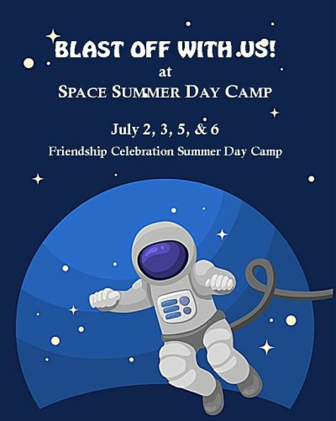 Space Day Camp